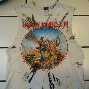 Iron Maiden shirt